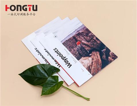 贵州企业画册印刷
