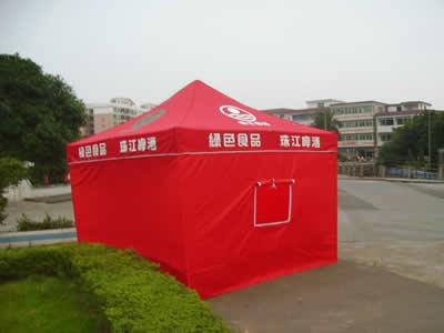 石家庄广告宣传帐篷