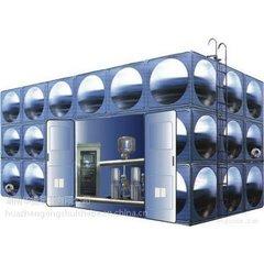 武汉供水设备改造