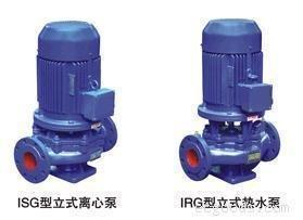 增压管道泵