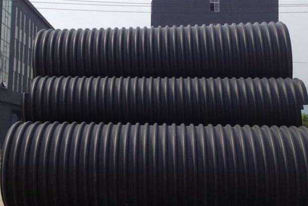 贵阳钢带增强PE螺旋波纹管