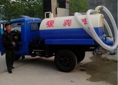 武汉化粪池清理