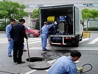 高压污水管道清洗