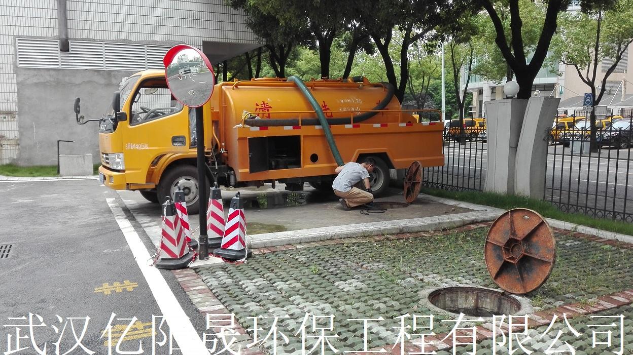 武汉隔油池清理  抽粪