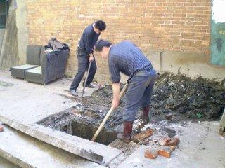汉阳隔油池清理,抽粪