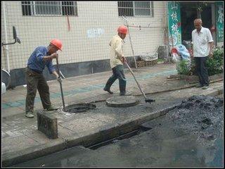 街道口管道疏通清洗抽粪