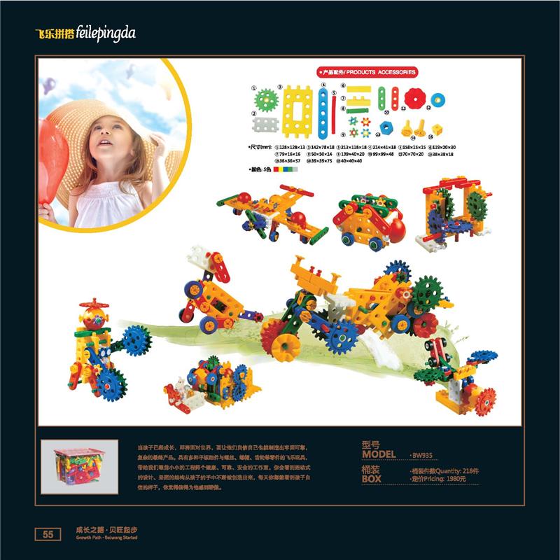 【经验】浅谈如何为孩子买玩具 玩积木的优点