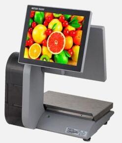 水果店收银机