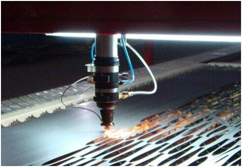 金屬激光切割加工