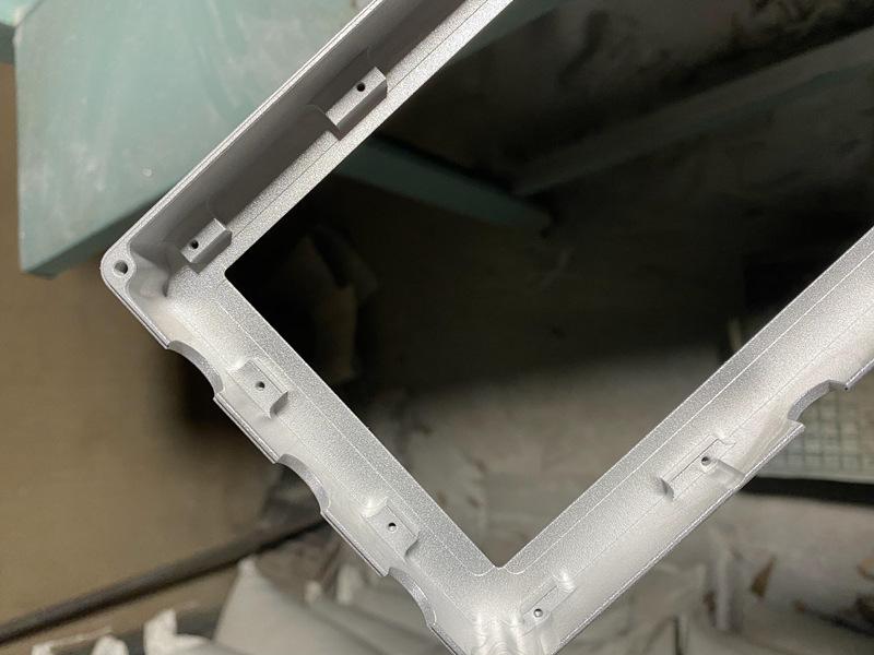 铝材机壳外壳CNC加工