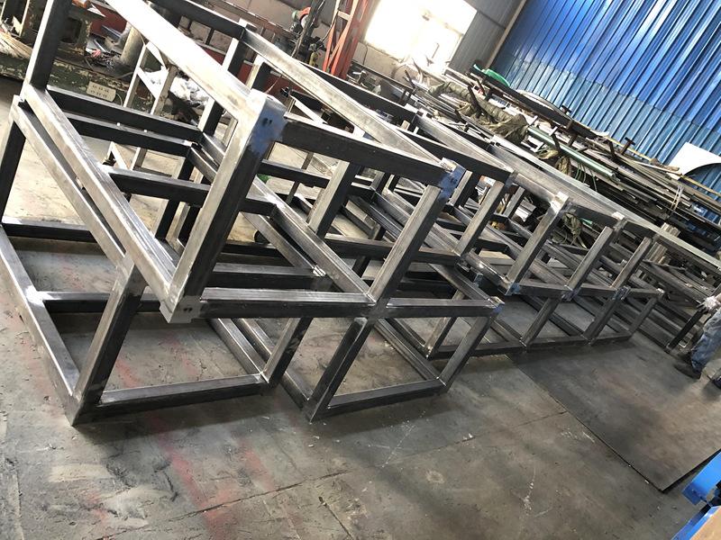 型材方管焊接