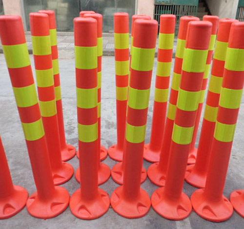 贵州橡胶警示柱