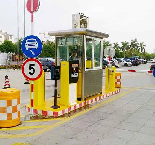 停车场收费门禁系统