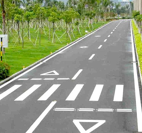 贵阳道路标线