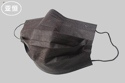 平面活性炭口罩
