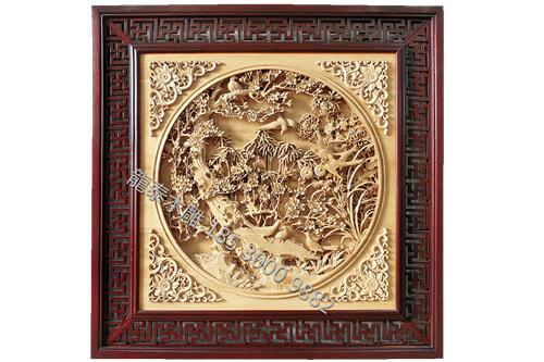 郑州木雕壁挂厂家