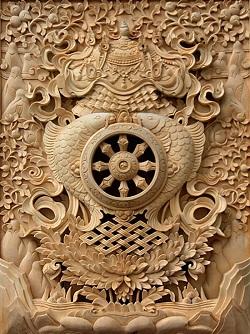 河南木雕厂家