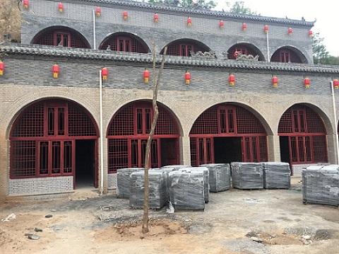 中式木雕仿古门窗