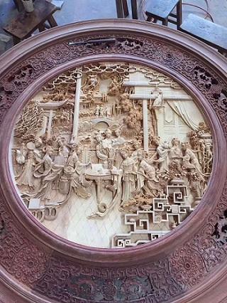 洛阳木雕厂