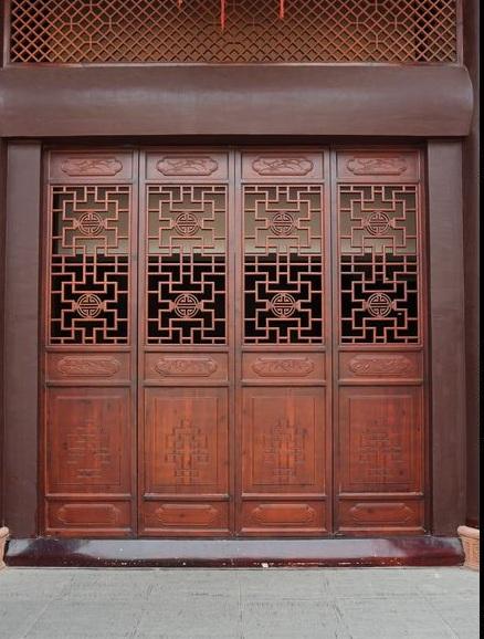 陕西中式仿古门窗
