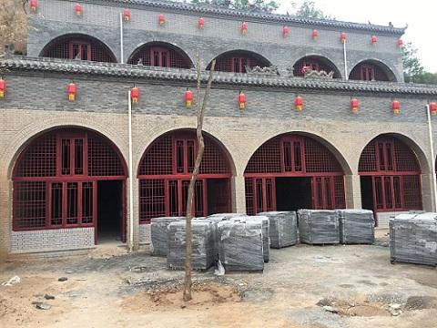 河南古典门窗厂家