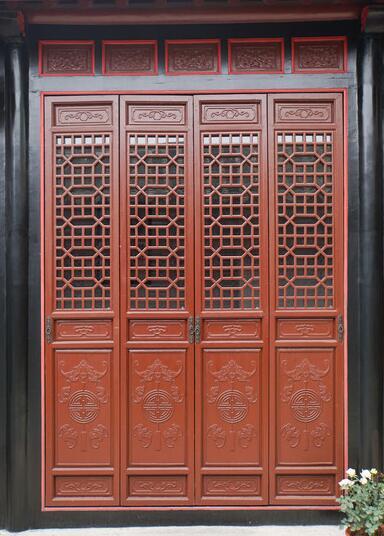 郑州古建门窗