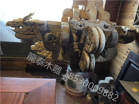 郑州古典木雕