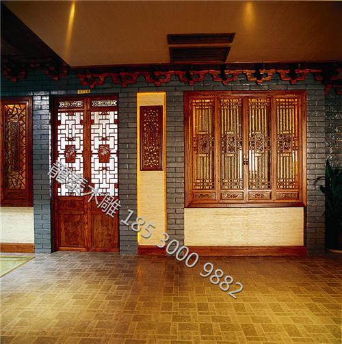 郑州仿古建筑门窗