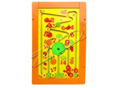 Wall puzzle game