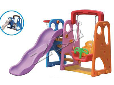 Indoor children slide