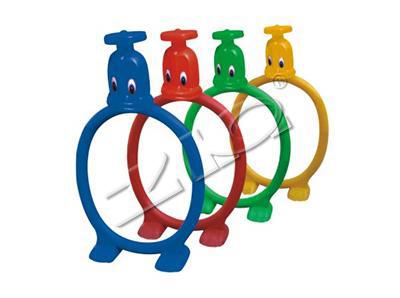 The kindergarten equipment