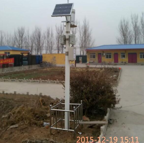 永年县灌溉预报项目