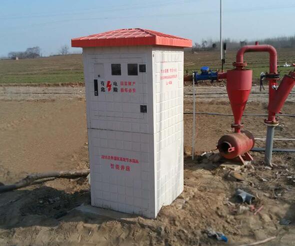 故城地下水超采治理节水灌溉智能机井控制项目