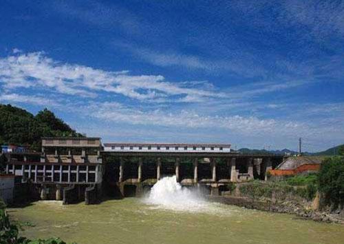 水电站生态流量泄洪监测项目