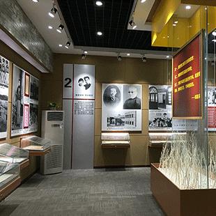 北京展台设计_纪念馆