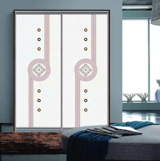贵州皮纹衣柜门