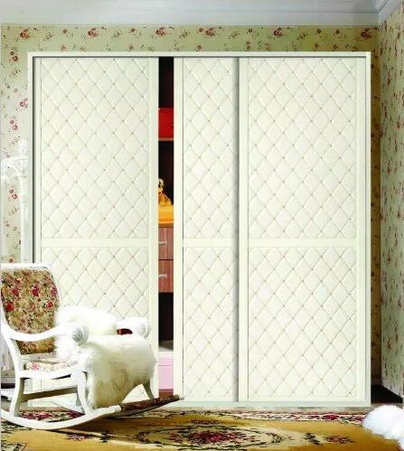 贵州皮革衣柜门