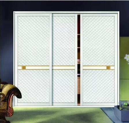 贵阳皮革衣柜门