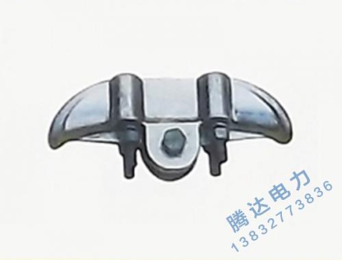 预绞丝悬垂线夹