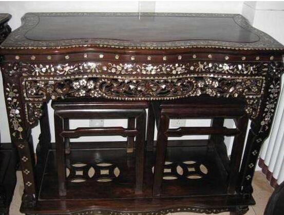 温江乌木家具