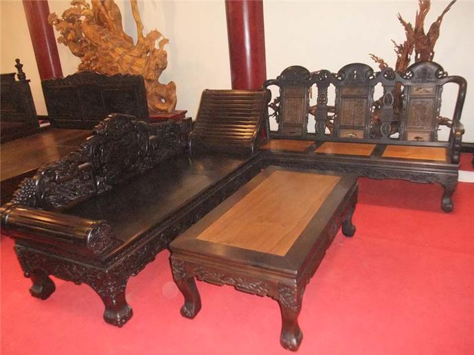 四川金丝楠木桌椅