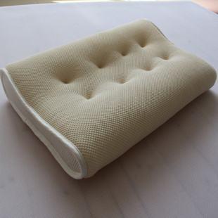 直立棉枕头