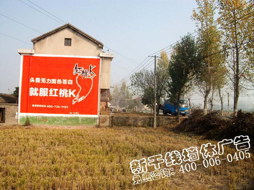 广东墙体广告