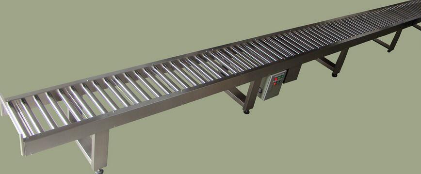 移动式皮带式输送机