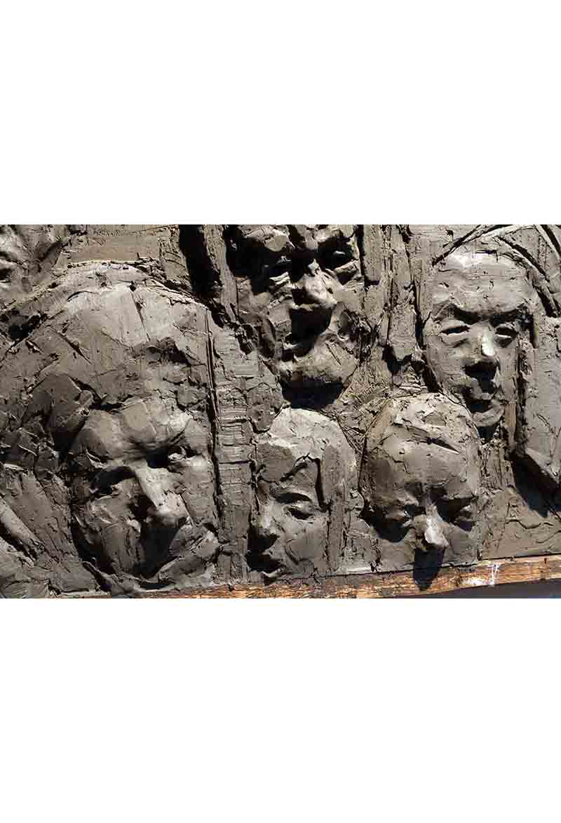 贵阳浮雕壁画