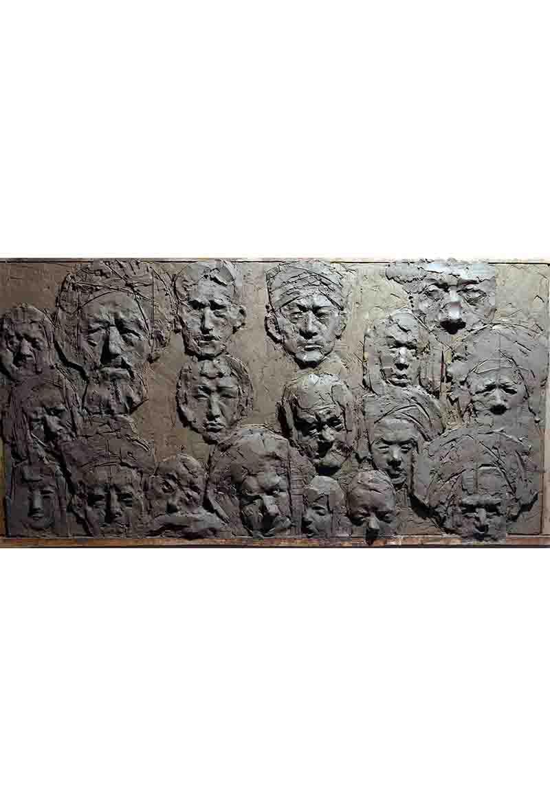 贵州浮雕壁画