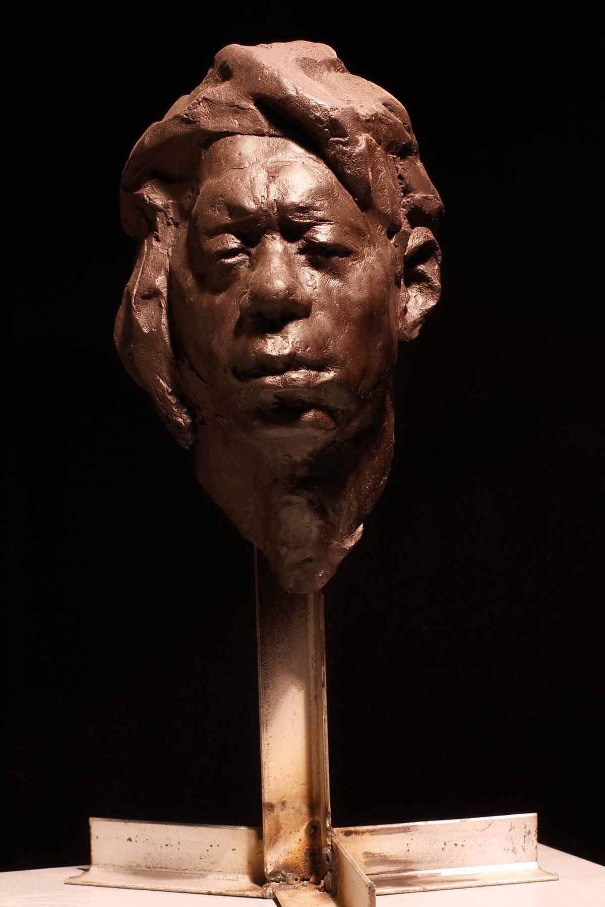 人物雕塑设计