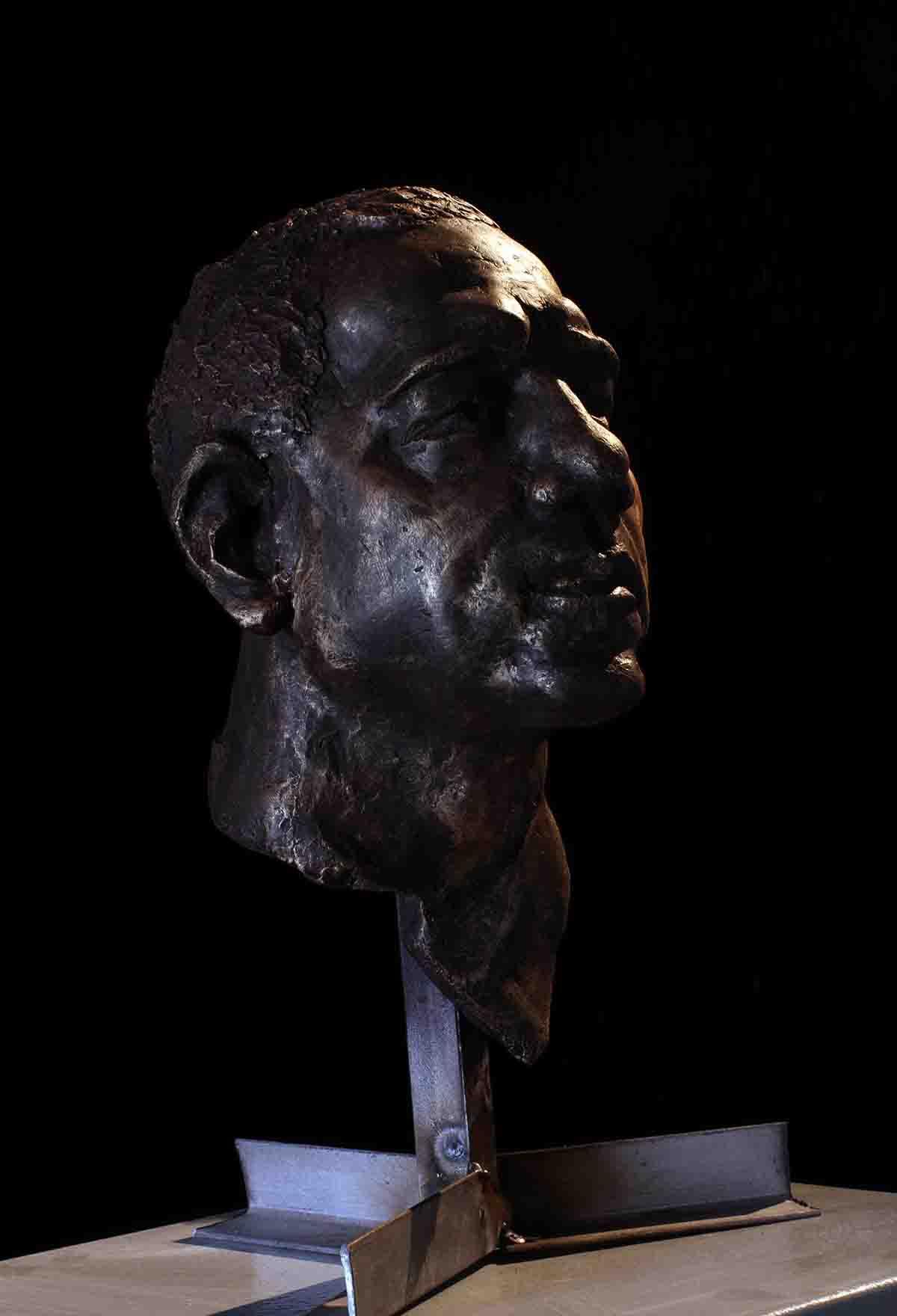 肖像雕塑设计