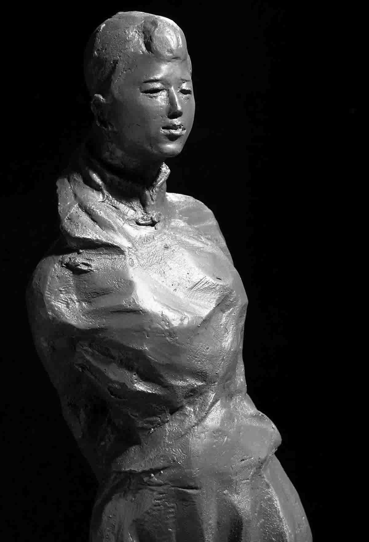 贵州肖像雕塑