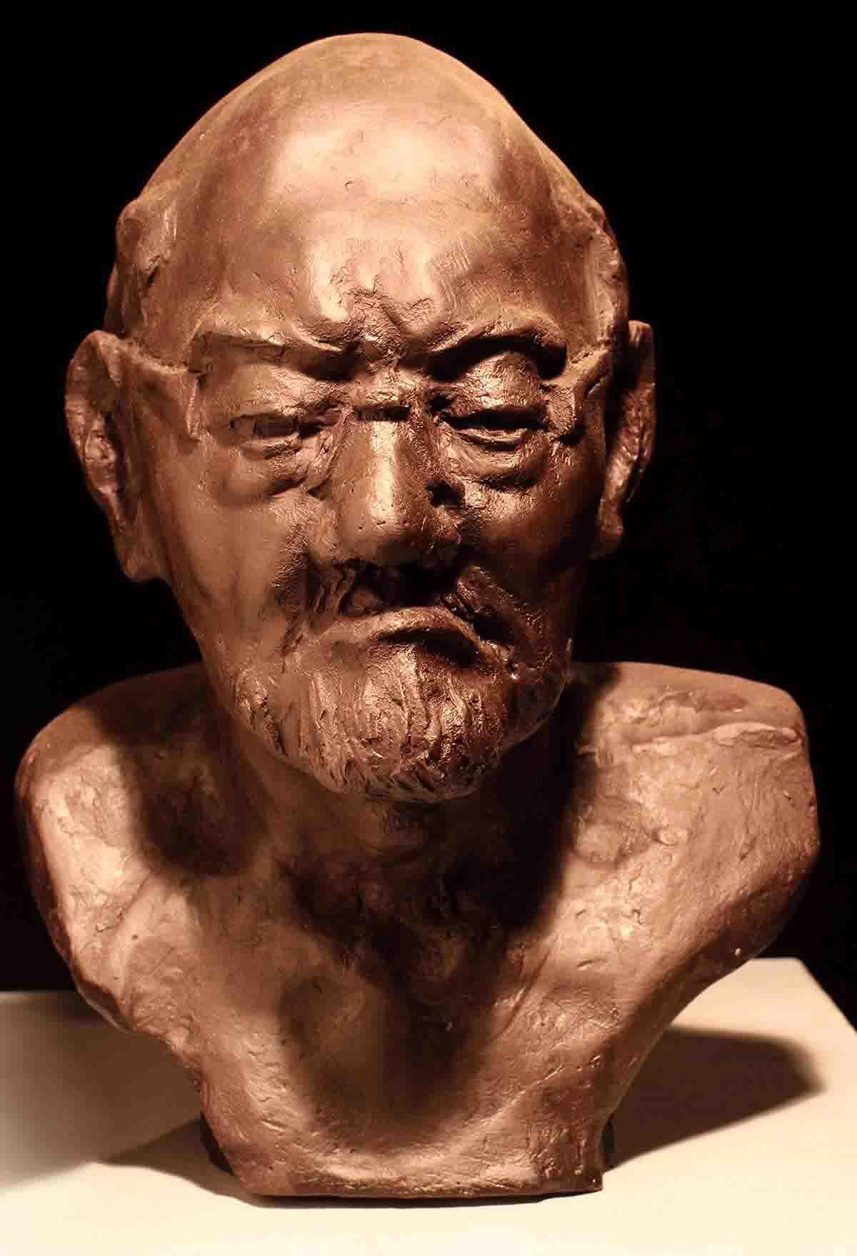 贵阳肖像雕塑